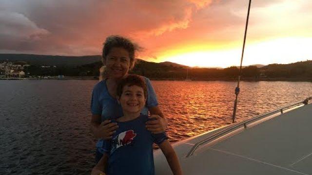 Aegean sailing chronicles - Northeast - August 2017