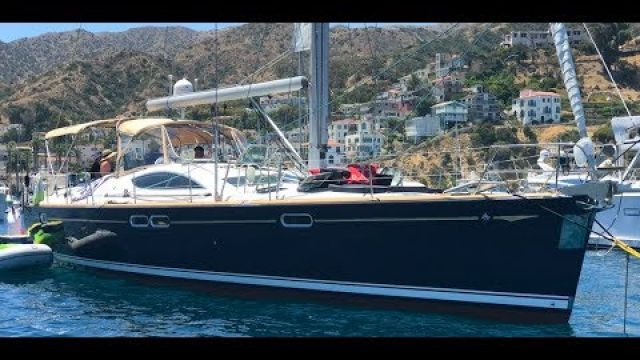 New Fly Through! On Board the 2006 Jeanneau 54 Deck Salon By: Ian Van Tuyl