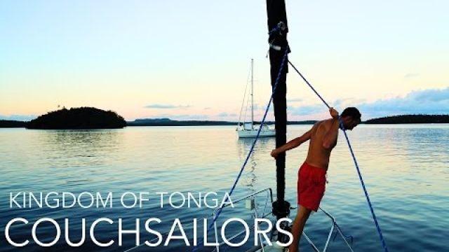 Sailing the Kingdom of Tonga || COUCHSAILORS Sailing Journal #22