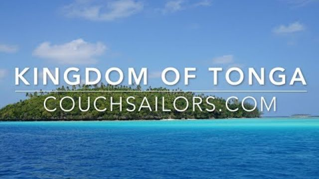 Tonga Part 2: Tropical Waters, Royal Caves and Ukulele Serenades    COUCHSAILORS Sailing Journal #23