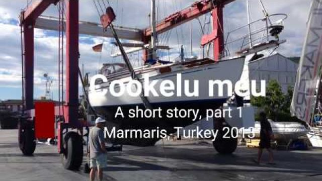 A short story of my Tayana 37 called Cookelu meu1