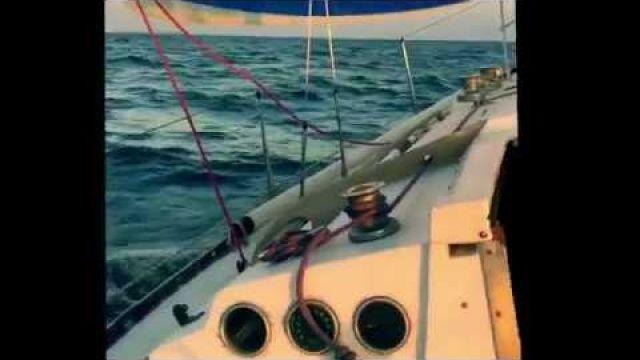 Baltic 33 - sailing passage -