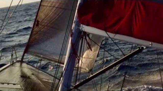 """""""Here she's Sailing"""""""