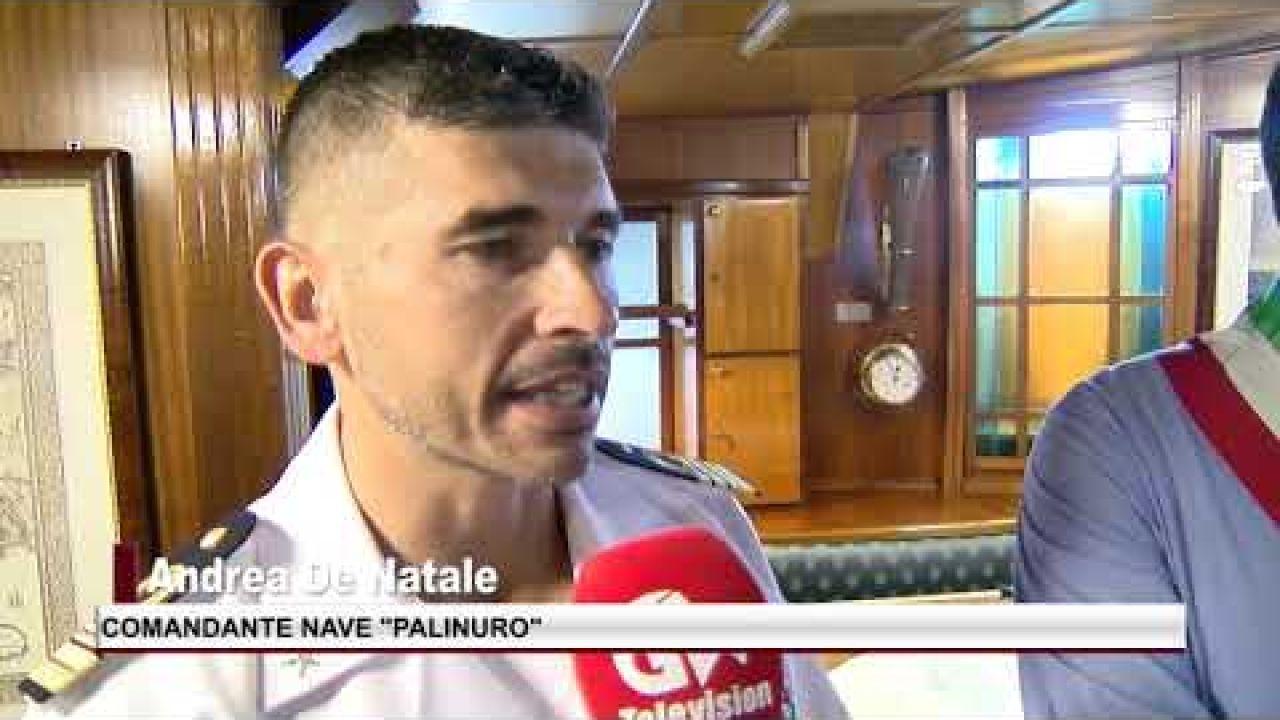 Nave Palinuro, «Orgoglio tutto italiano»