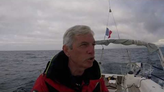 Ep 14 Solo Sail from Azores: Why there are no solar panels or wind generator on my boat