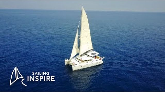 Sailing down the Spanish Coast to Gibraltar - Sailing Inspire Ep 4