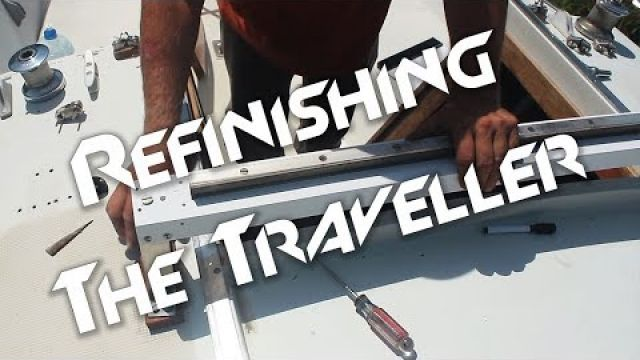 Refurbishung Ericson 27 Traveler