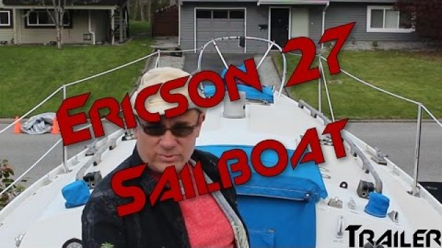 Restoring Our Ericson Sailboat!