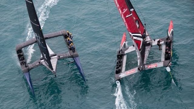 All action from 35th Americas cup Bermuda until 15/june/2017