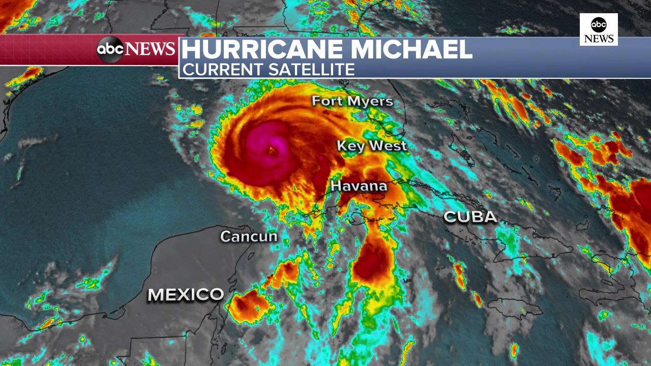 ABC News - Storm Watch: Tracking Hurricane Michael | Facebook