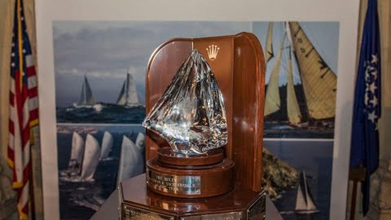 US Sailing's Rolex Yachtsman & Yachtswoman of the Year