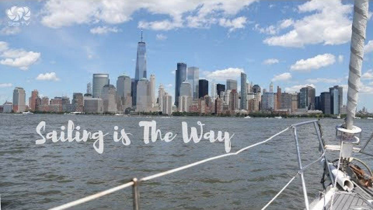 Sailing is the way, my way. Subscribe