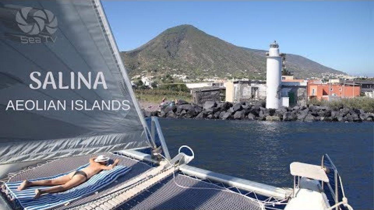 Beautiful Salina Aeolian Islands Sicily | sea tv
