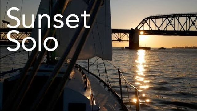 Sailing Inconceivable #21: Sailing Into the Sunset, and OMG OATMEAL!!!