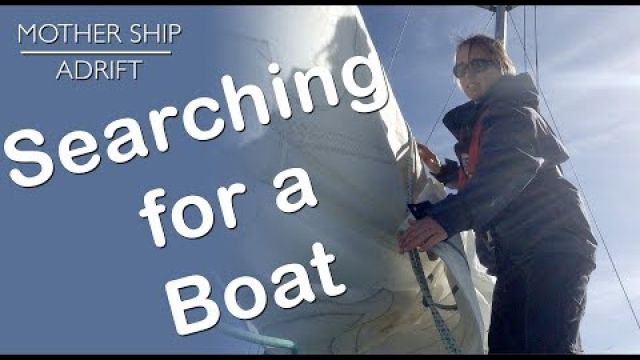 Sail Video Blog Pt 03: Searching for the Right Yacht to Sail the World - Boat Surveys and Kids
