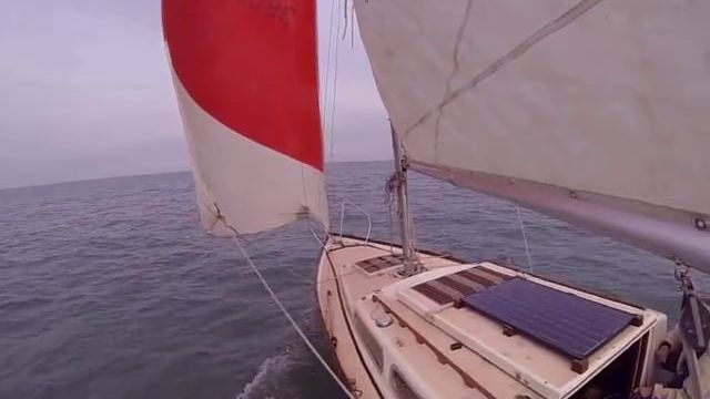Mini cruise on Amelia from Gravelines to Dunkirk