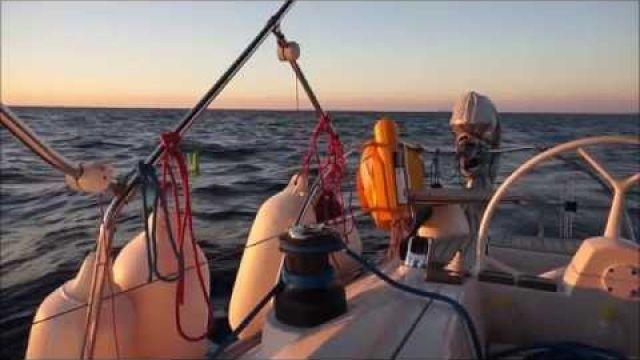 La Guapa sailing Ep. 1 (Croatia to Italy)