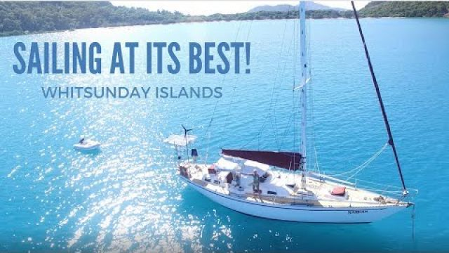 SAILING AT ITS BEST – HOOTING AROUND LINDEMAN ISLAND! (Sailing SV Sarean) Ep. 4