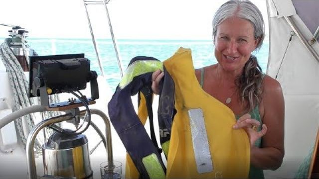 Our Grab Bag & Personal Safety Gear (Sailing SV Sarean) Ep.14