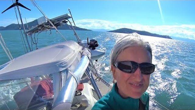 POST CYCLONE HONEYMOON - STRANGE DISCOVERIES! (Sailing SV Sarean) EP.10