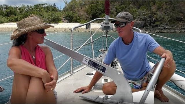 Tackling Our Ground Tackle - Meet our STORM anchor! (Sailing SV Sarean) EP. 15