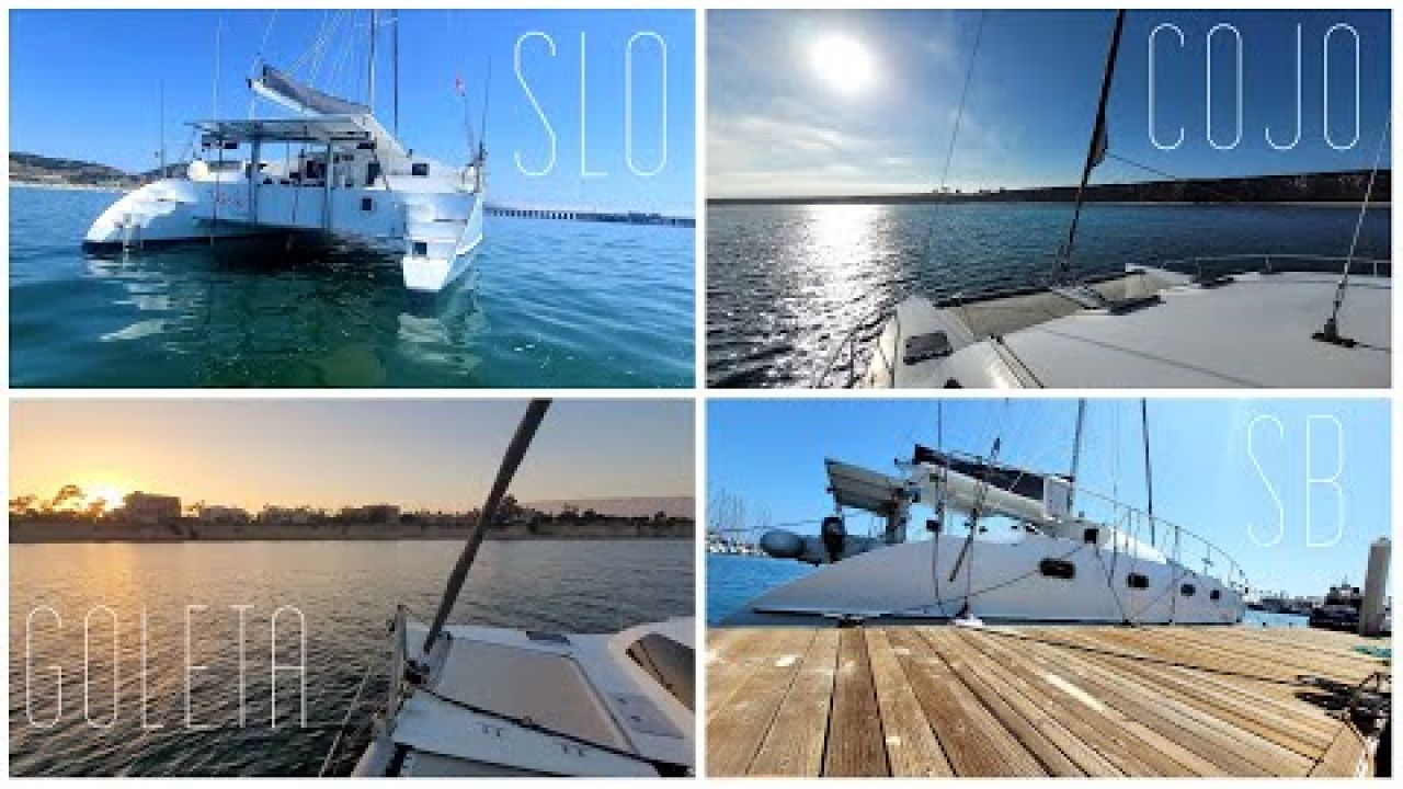 Four Stops, Four Days! - Onboard Lifestyle ep.169