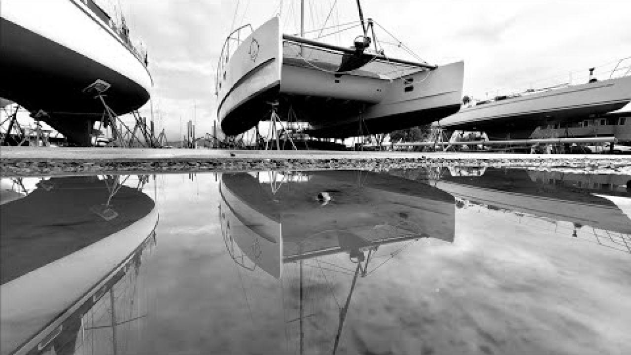 Work, Wind, Work, Rain...REPEAT! - Onboard Lifestyle ep.147