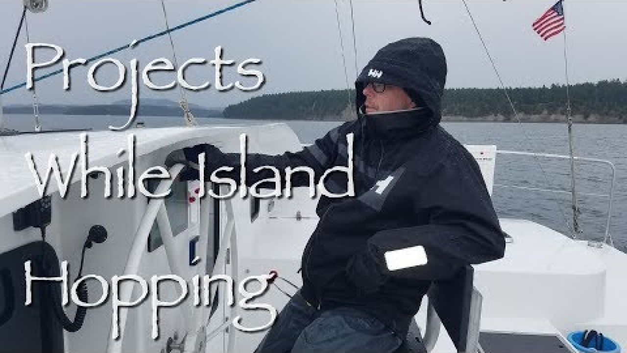 Onboard Lifestyle ep.81 Island to Island Rain or Shine