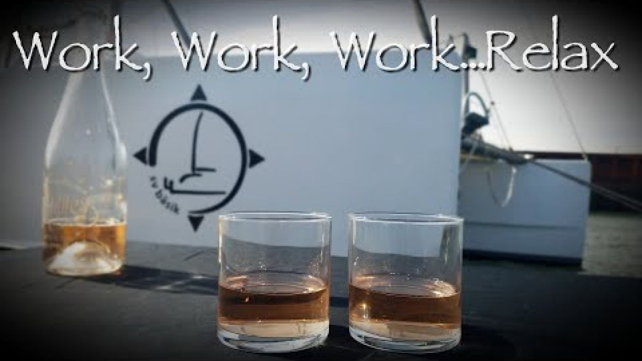 Balancing Work & Play - Onboard Lifestyle ep.109