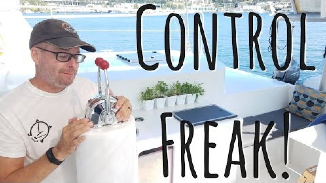 Onboard Lifestyle ep.23 Control Freak!