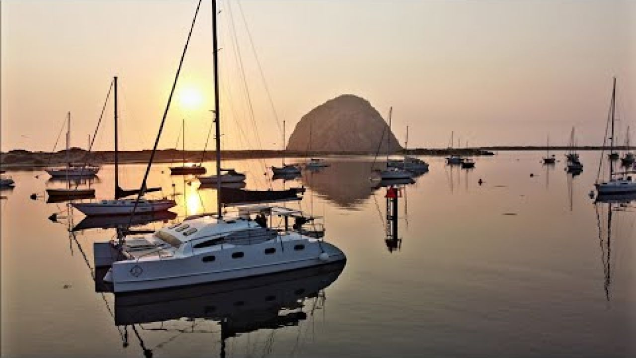 Sailing To Morro Bay - Onboard Lifestyle ep.168
