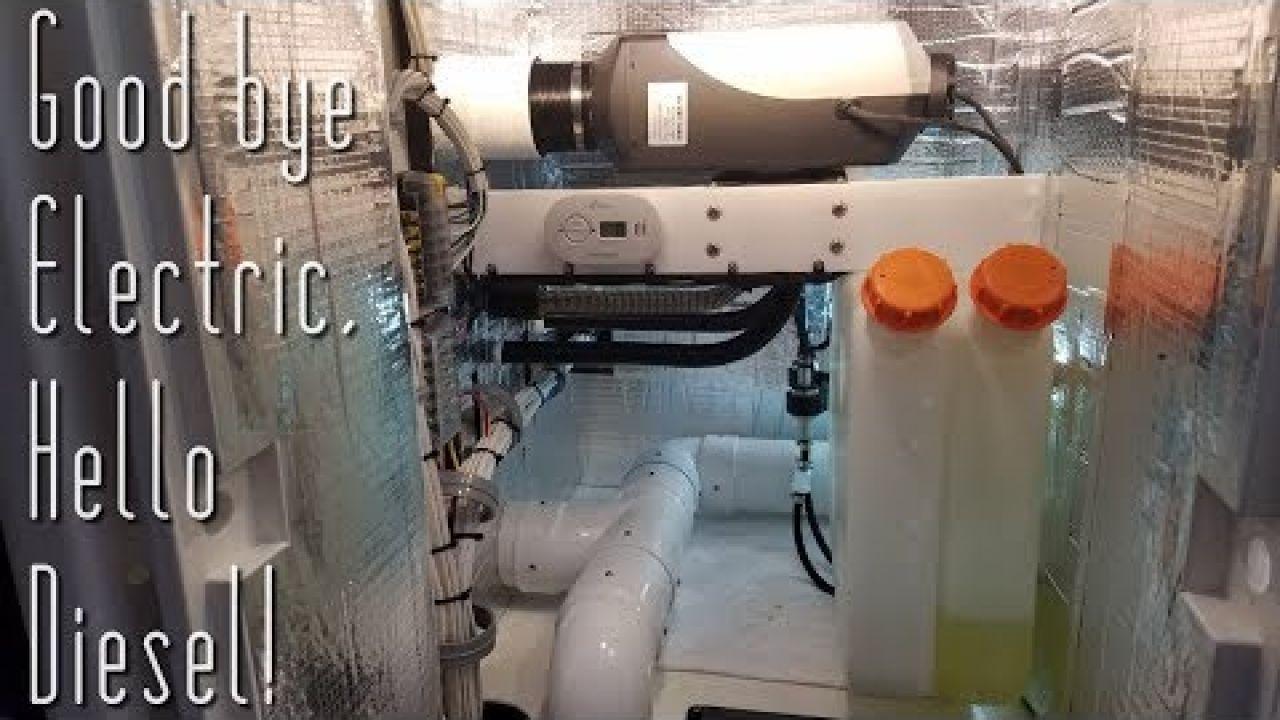 Onboard Lifestyle ep.43 Diesel Heat On Our Catamaran