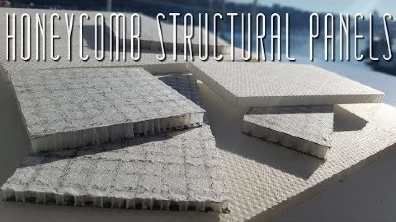 Onboard Lifestyle ep.48 Working With Honeycomb Structural Panels