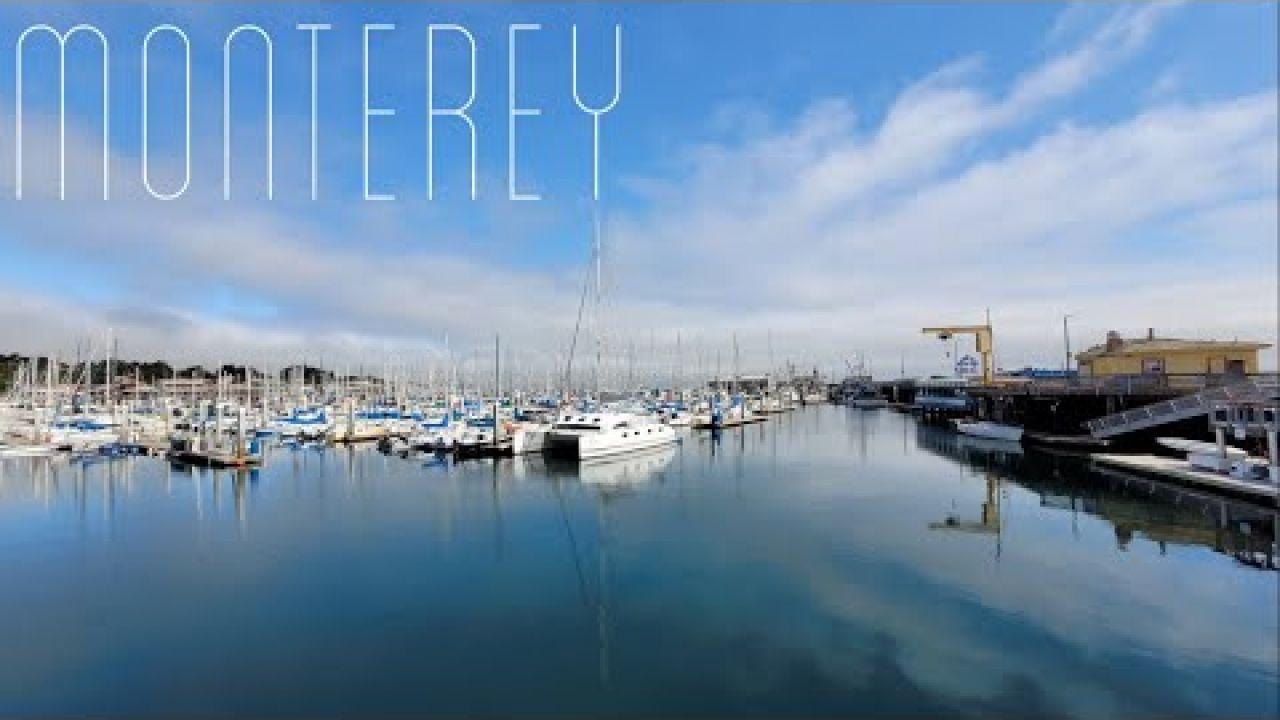 Exploring Monterey - Onboard Lifestyle ep.166
