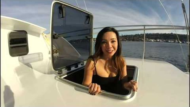 Onboard Lifestyle ep.11 New Vetus Hatches for our Catamaran!