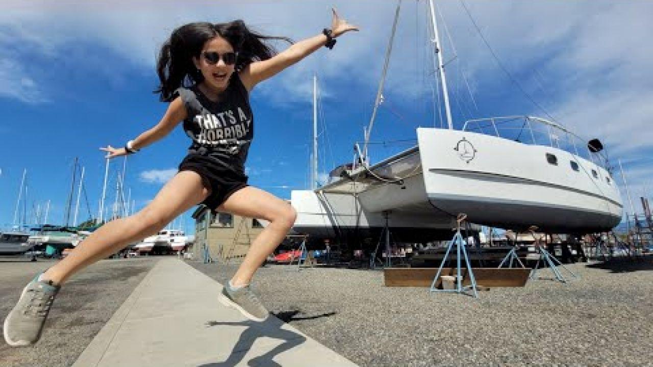 Hoisting The HARDTOP! - Onboard Lifestyle ep.149