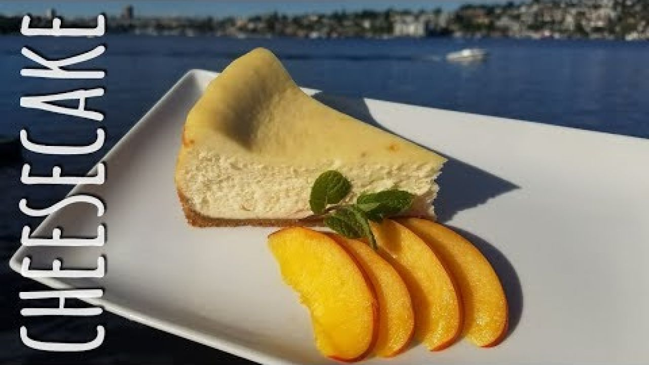 Cooking Onboard: Cheesecake