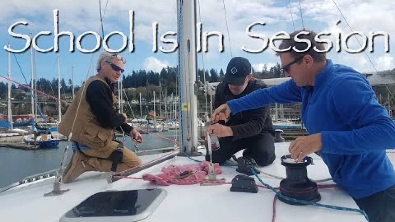 Learning From A Master - Onboard Lifestyle ep.105