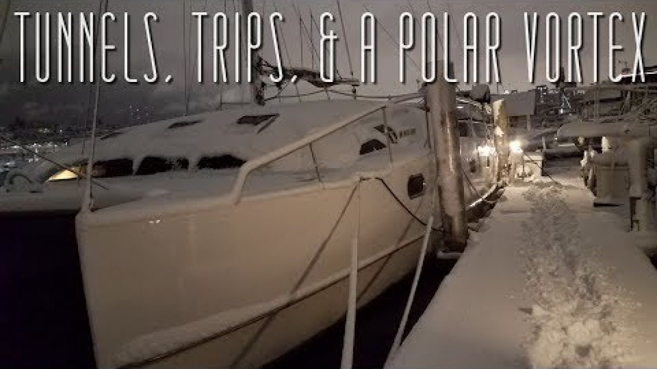 Onboard Lifestyle ep.51 Yes, We Do Get Off The boat!