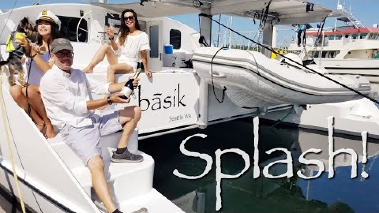Onboard Lifestyle ep78 And...Splash!