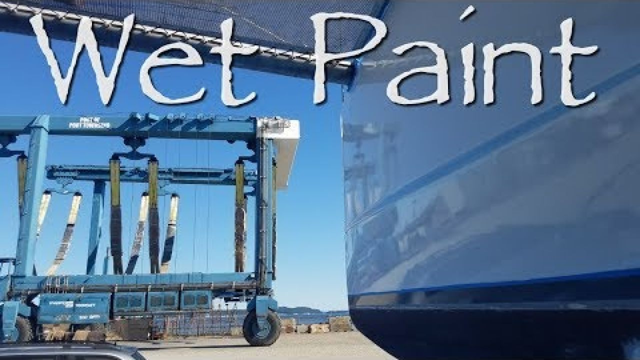 Onboard Lifestyle ep.73 Painting Our Catamaran