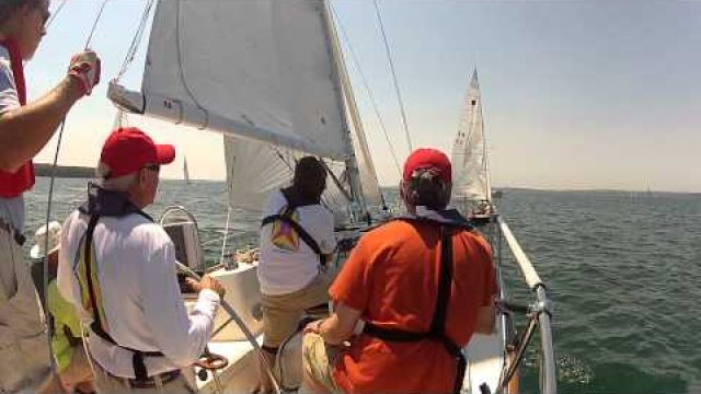Bayfield Race Week Collision
