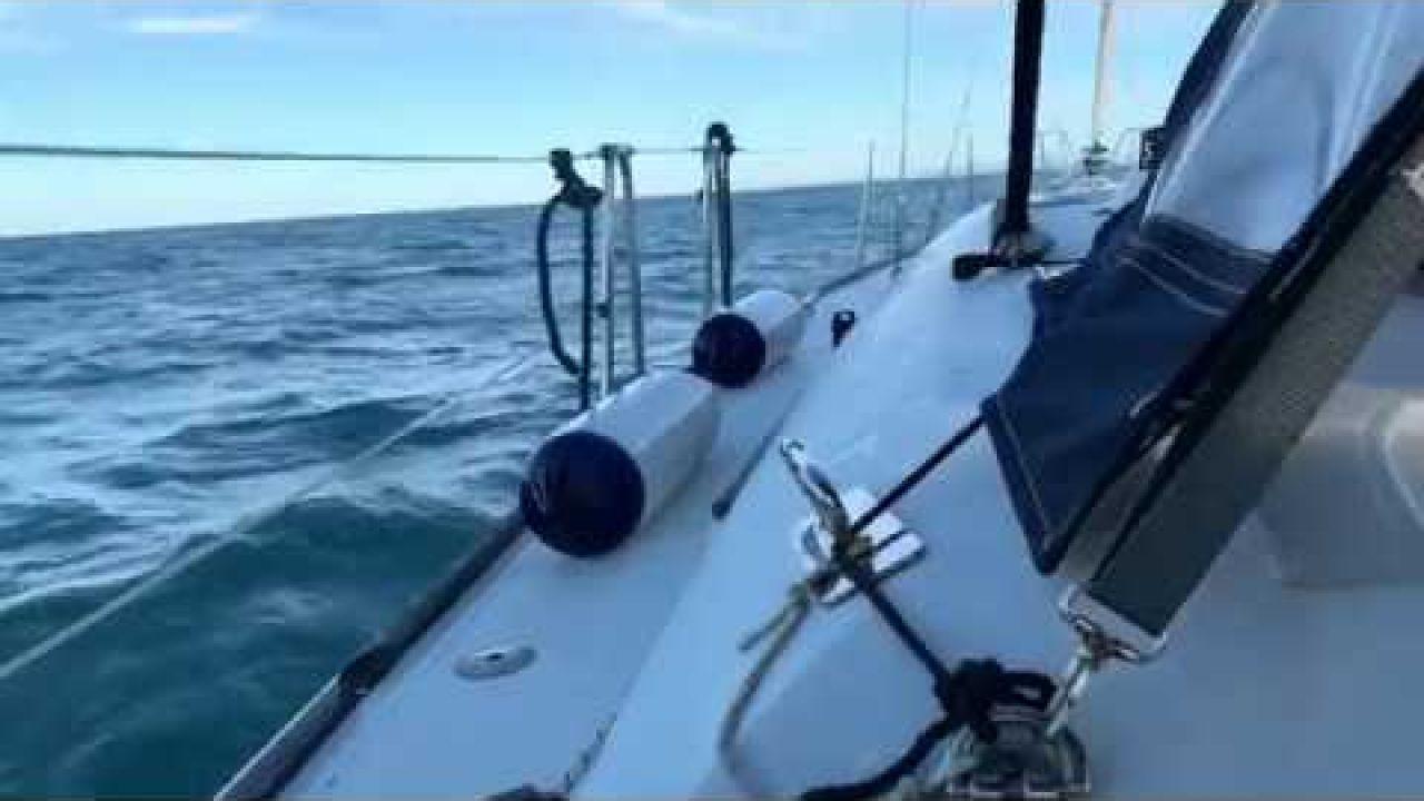 Sailing Cheryl Ann. 4. A Trip to Tangalooma.