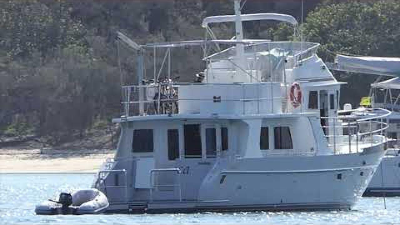 Sailing Cheryl Ann. Episode 3. Trip to Peel Island