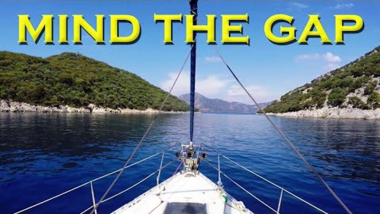 Anchorage hopping Turkey summer 2021- Sailing A B Sea (Ep.180)
