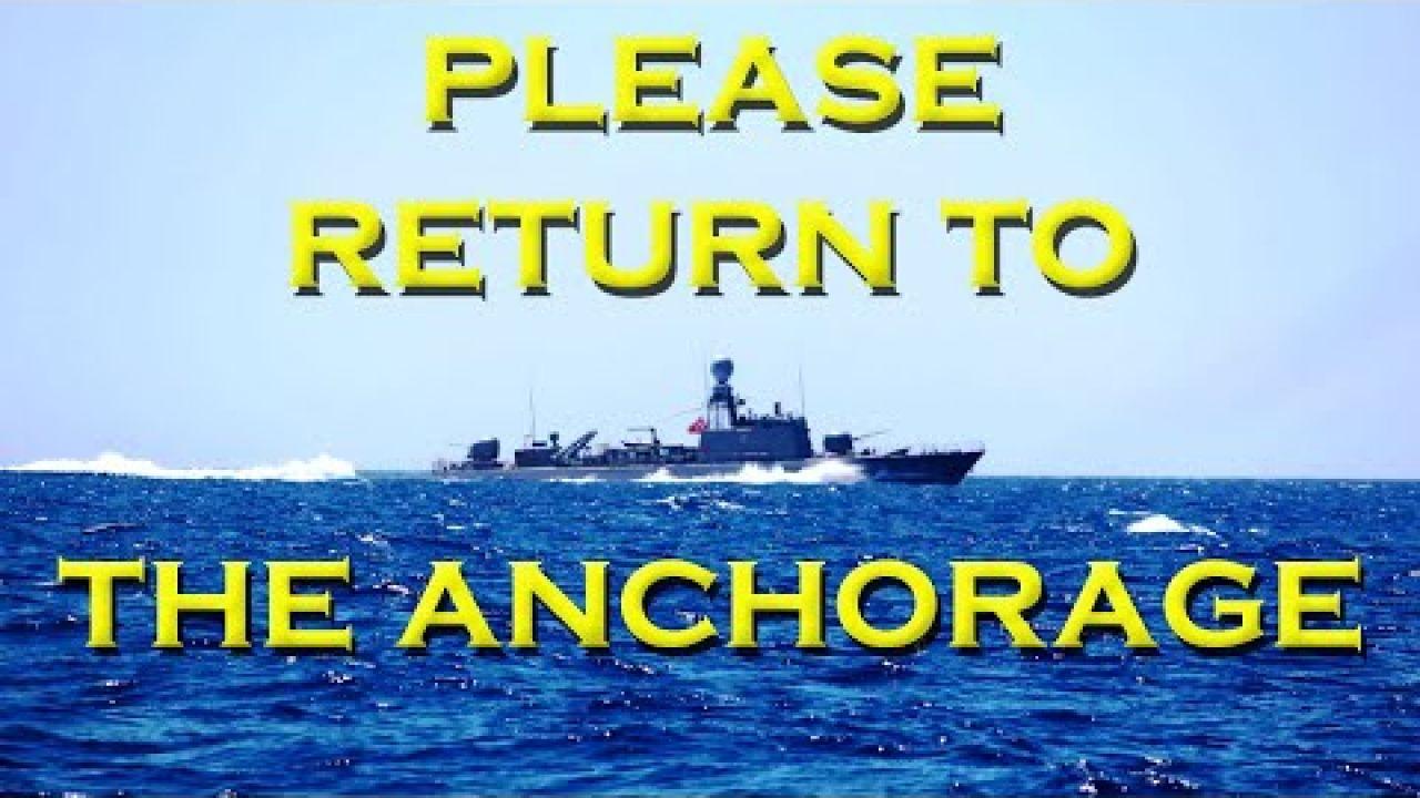 Turkish navy turns us back - Sailing A B Sea (Ep.181)