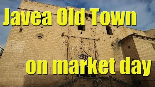 Javea Old Town on Market Day and Roman History - Sailing A B Sea (Ep.011)