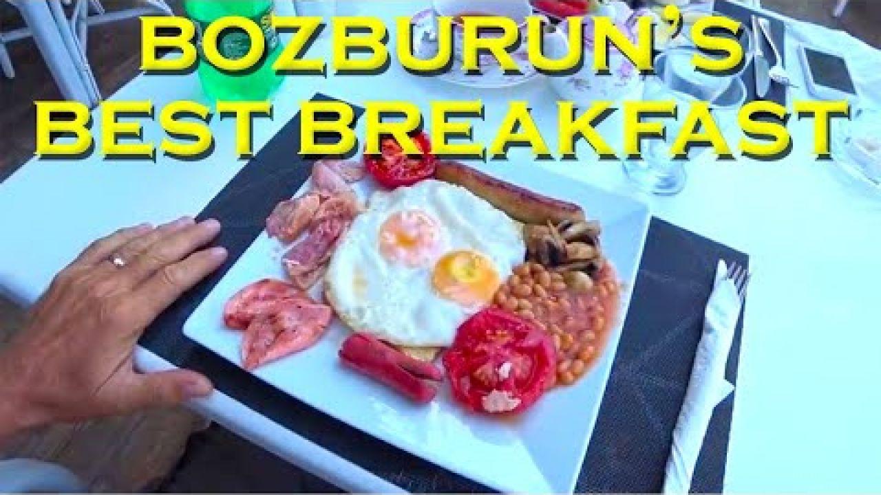 Bozburun's best breakfast - Sailing A B Sea (Ep.184)