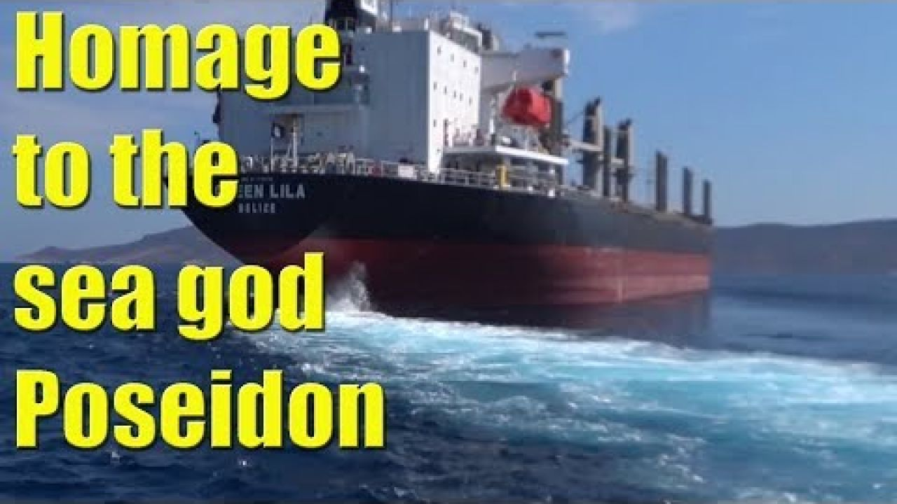 Homage to the SEA GOD Poseidon - Sailing A B Sea (Ep.093)