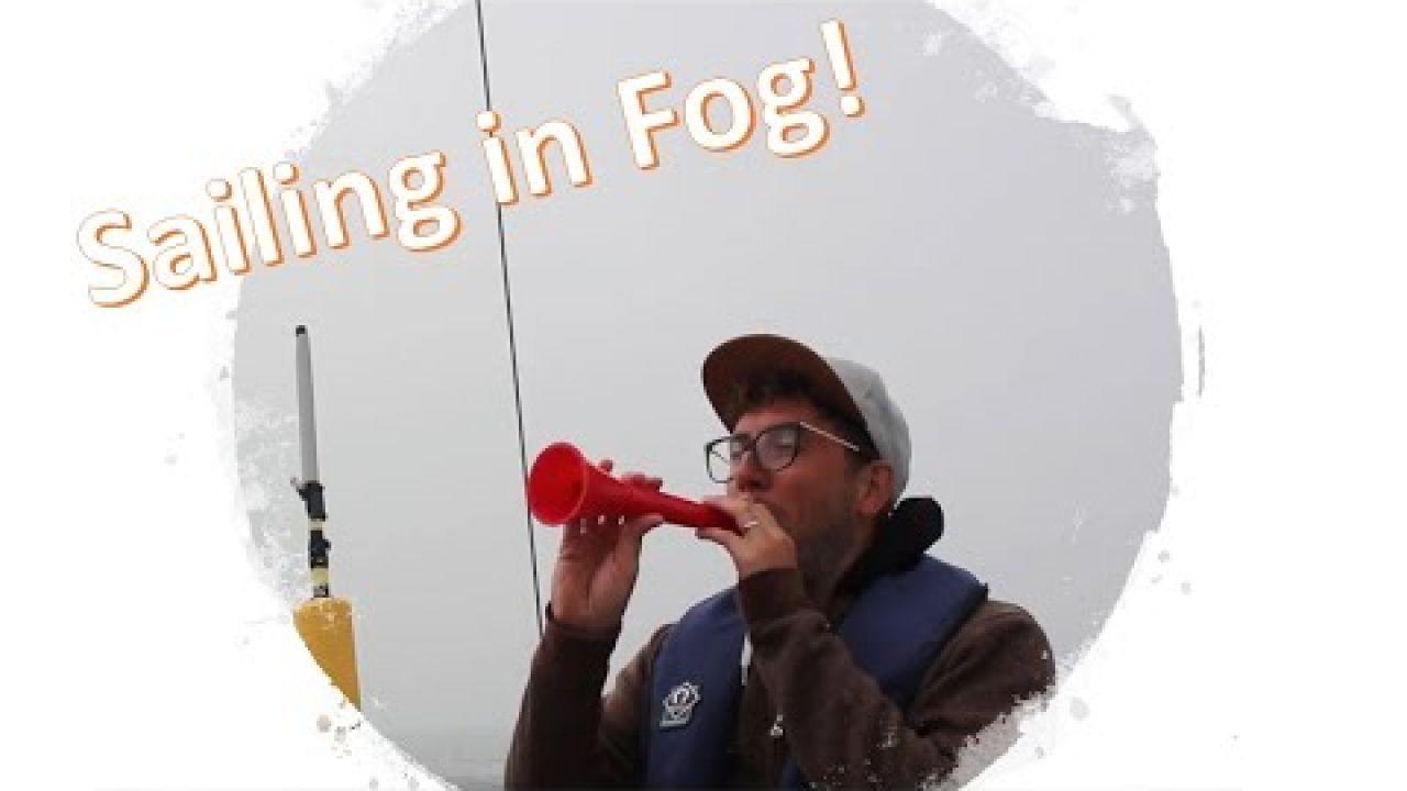 Sailing in fog in the UK - Blind navigation